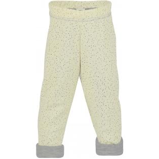Tellimisel: Beebi villa-siidi püksid, täpiline