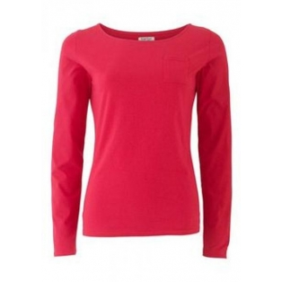 Polly long sleeve pocket tee