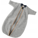 Upon order: Baby wool fleece sleeping-bag long sleeved