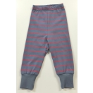 Stripy pants blue/red