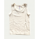 Children's shirt sleevless (wool/silk)
