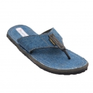 Maasai Treads, men, Blue Denim Classics