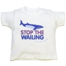STOP THE WAILING t-shirt