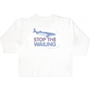 STOP THE WAILING shirt