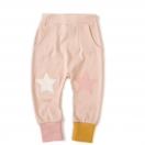 Cloud Pink Star Jogger
