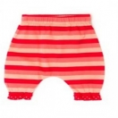 Summer Berry striped bloomers
