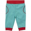 Roly Poly joggers, turquoise