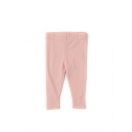Pale Pink button leggins