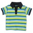 Citrus stripe, polo