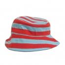 Kahepoolne laste müts, sinine