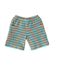 Towelling Cosy Shorts, Aruba blue