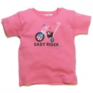 EASY RIDER pink t-shirt