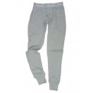 Men's Grey Marle Long John