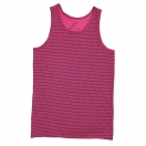 Men's vest: Fuchsia's bright
