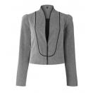 Ava Cropped Jacket