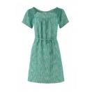Cassie smock dress