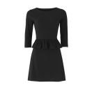 Pippi Peplum dress