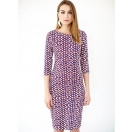 Zandra Rhodes stars bodycon dress