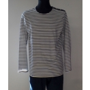 Vincent stripe long sleeve tee