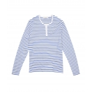 Lucas stripe long sleeve tee
