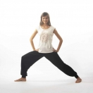 Bamboo yoga top