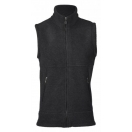 Men´s waistcoat, waisted, with zipper