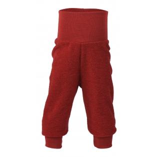 Tellimisel: Laia värvliga villafrotee beebipüksid, punased