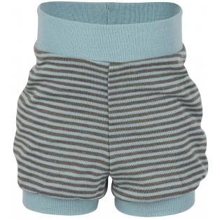 Tellimisel: Beebi villa-siidi lühikesed püksid, liustikusinine-kreekapähkli