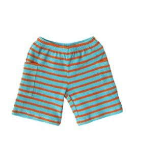 towelling shorts teal.jpg