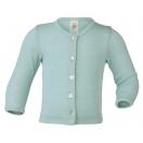 Tellimisel: Beebi villa-siidi jakk, liustikusinine