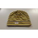 Laste müts triib. kollane/hall
