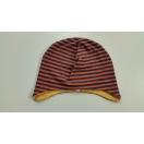 Mõlematpidi kantav müts (triib. sin./oranž)