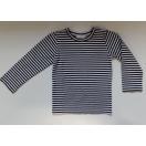 Black-and-white striped shirt