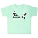 PANDA MONIUM t-shirt