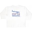 STOP THE WAILING shirt