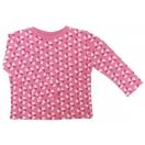Pink long sleeves shirt