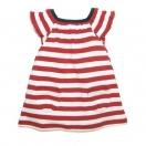 Nautical Double Pocket Dress