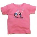 T-särk Easy Rider, roosa
