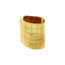 Sam Ubhi ear cuff. Brass