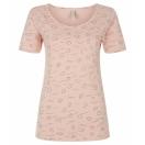 Cloud pyjama short sleeve top
