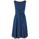Francesca bow dress