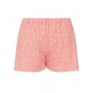 Tähtedega pidžaama lühikesed püksid