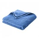 Hand towel, azur