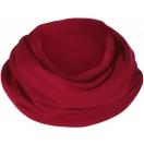 Ladie's loop scarf, mallow