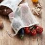 Juurvilja-puuvilja kotid
