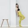 Naiste sukkpüksid Franziska - kollased