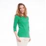 Striped Shirt, 3/4-Sleeve